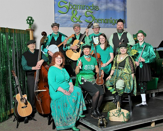 15th Annual Shamrocks & Shenanigans