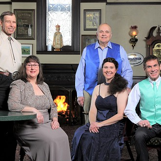 2019 Cast of Celtic Folk