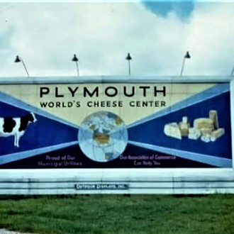 World's Cheese Center, Plymouth, Wisconsin