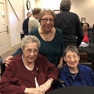 Dena, Betty,and Jan