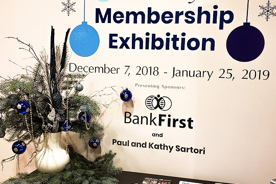 23rd Annual Holiday Membership Exhibit