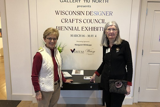 Wisconsin Designer Crafts Council Biennial Exhibition