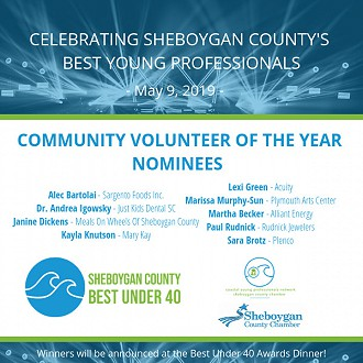 Marissa Murphy Sun nominated for Community Volunteer of the Year for the PAC