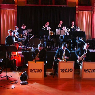 Paul Sucherman and the Water City Jazz Orchestra at Amore